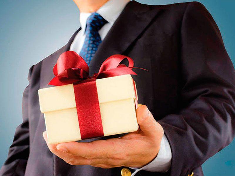 Необычный бизнес подарок для делового мужчины